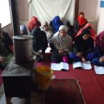 Qala-e-Faiz literacy group 2015