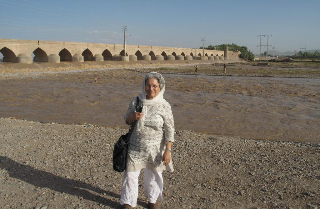 Dr Nouria Salehi, AM, OAM, Her Story