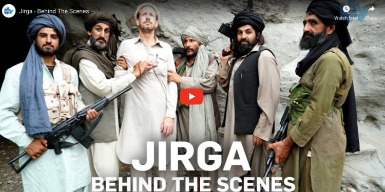 New film shot in Afghanistan