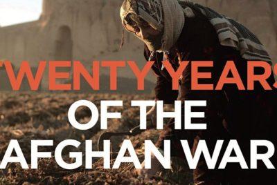 Twenty Years of the Afghan War